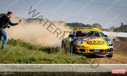 37ste Ypres Rally voor Patrick Snijers