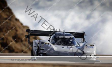 Dumas + VW + electrisch = record Pikes Peak