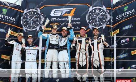 In een notendop: Lamborghini Super Trofeo, Blancpain Sports Club en GT4