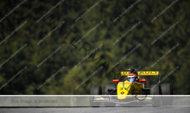 In een notendop: Formule Renault – GP3