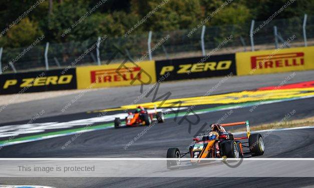 In een notendop: F4 en PSC in Hockenheim