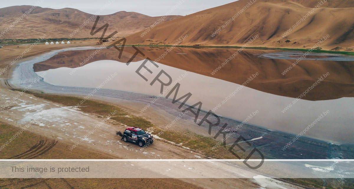 Nasser Al-Attiyah leider in Silk Way Rally