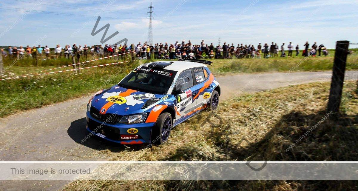 GTC Rally: Kobus wil revanche