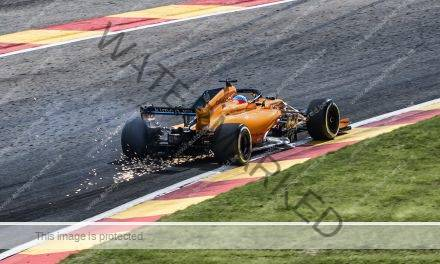 In beeld: de Formula 1 Johnnie Walker Belgian Grand Prix
