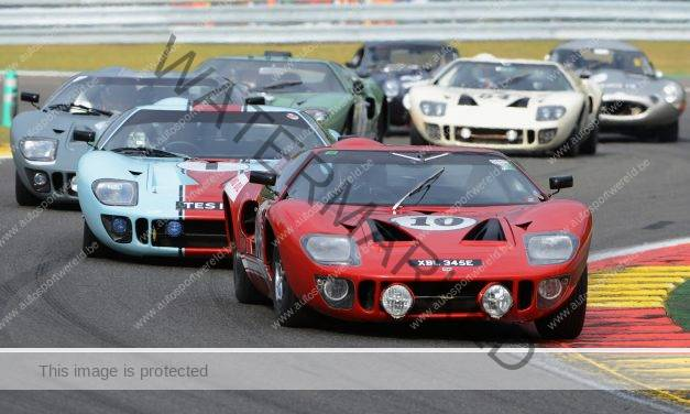 Spa Six Hours: puur historic racen