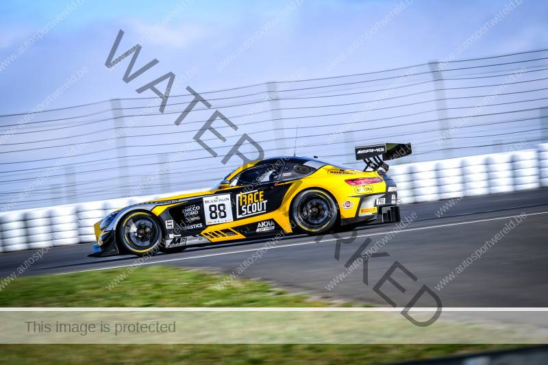 Blancpain GT Sprint: Marciello-Meadows verdiend kampioen in Sprint