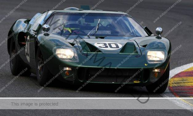 Spa Six Hours: successen voor de Belgen