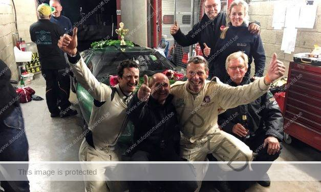 Nico Verdonck wint de Spa Six Hours