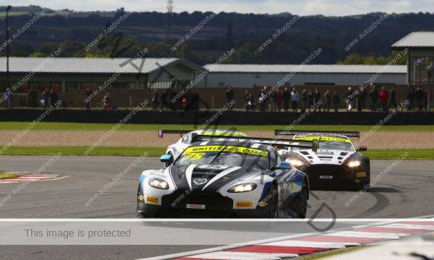 In een notendop: British GT, GT Open en Eurocup Renault