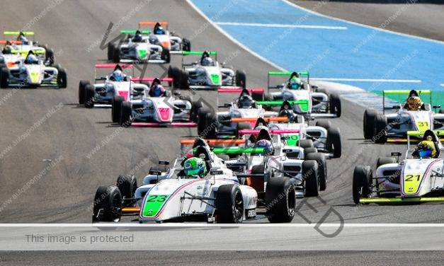 FFSA F4: Caio Collet is kampioen 2018