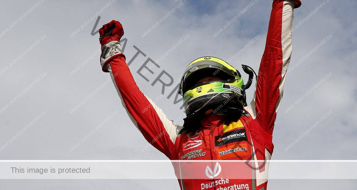 FIA F3: Schumacher is kampioen!