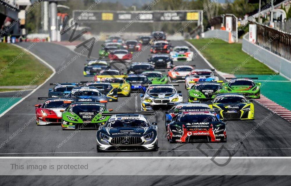 In een notendop: GT Open en VLN