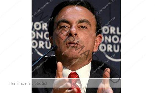 Ghosn in Japanse cel