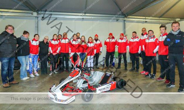 In een notendop: F3-F4-Kart