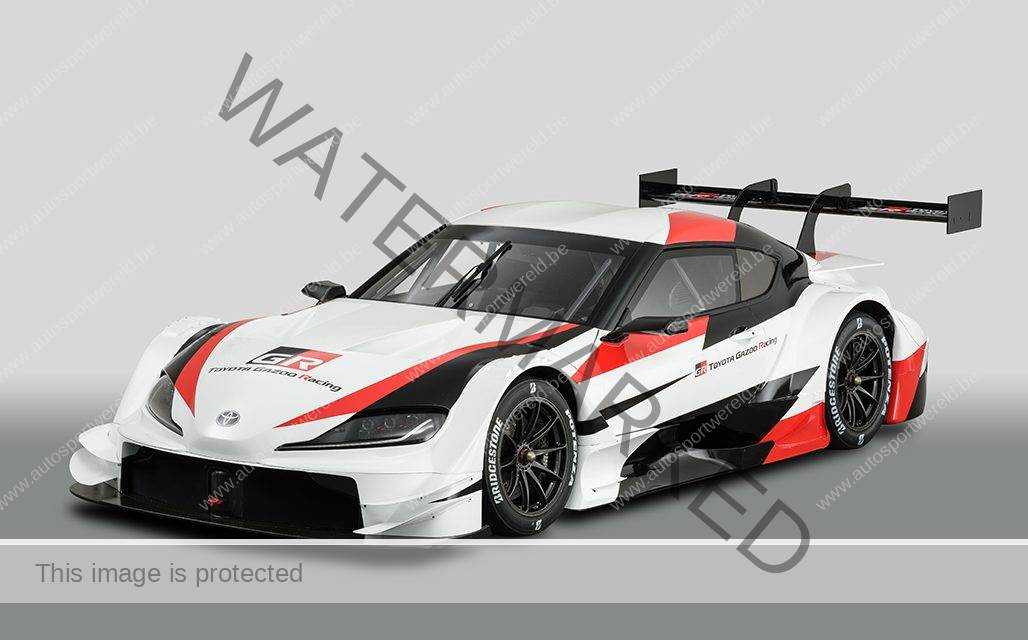 Super GT: Toyota met Supra in 2020