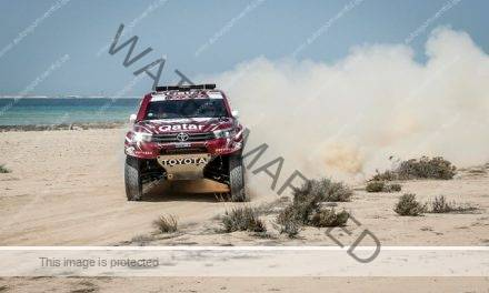 FIA Cross-Country Rally klaar voor aftrap in Qatar