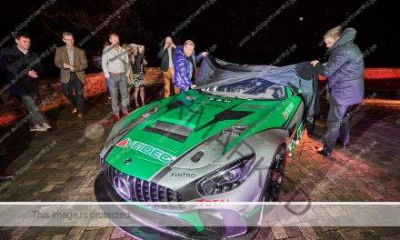 Belcar: VEIDEC Silver Eagle Racing in Belcar!