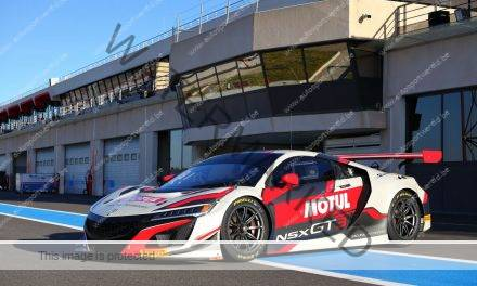 Intercontinental GT: Baguette met Honda!