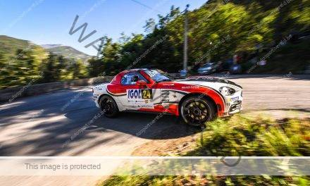 ERC: hier is de Abarth Rally Cup