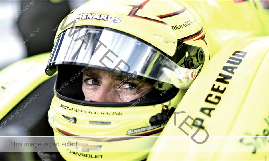 Indy 500 voor Simon Pagenaud