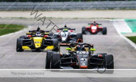 F.Renault Eurocup: M2 Competition zonder Muth maar met Lucas Alecco Roy