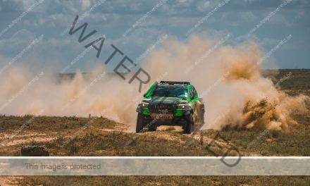 FIA Cross-Country: Silk Way Rally onthult parcours