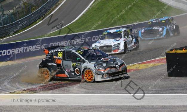 WRX: Guillaume De Ridder over zijn weekend