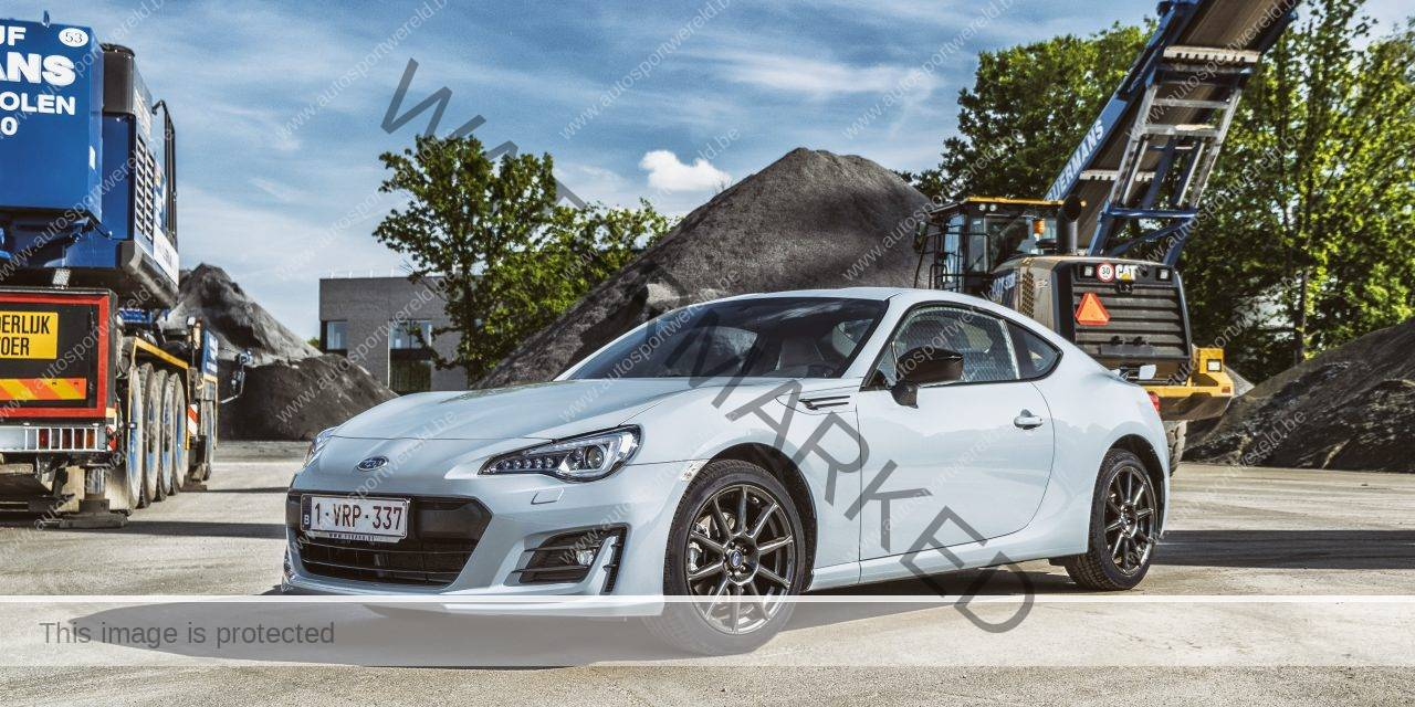 Getest: de Subaru BRZ, old school fun…