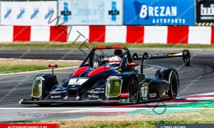 Zolder 24: Fred Bouvy naar Russell Racing by PK Carsport