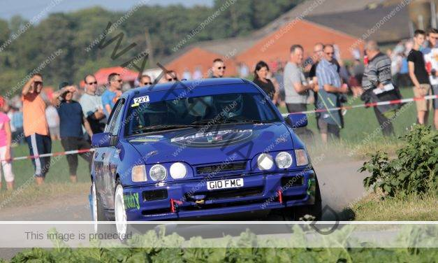 Ypres Historic Rally: Europese top aan de start