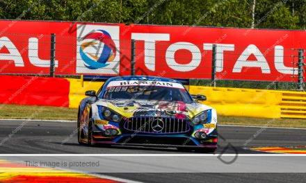 Total Spa 24: Mercedes gaat door op elan, Bentley en BMW niet in Super Pole
