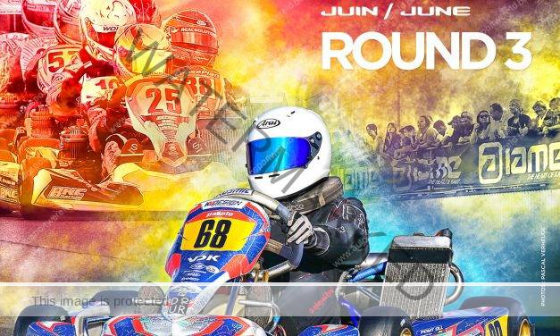 KART: warme races voor IAME series op Spa