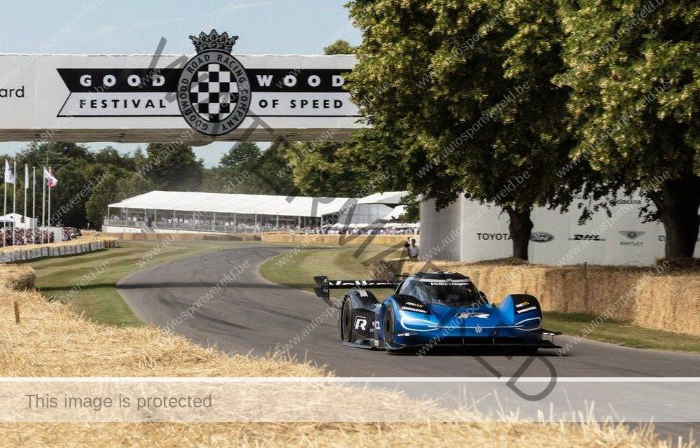 Goodwood: Volkswagen pakt record