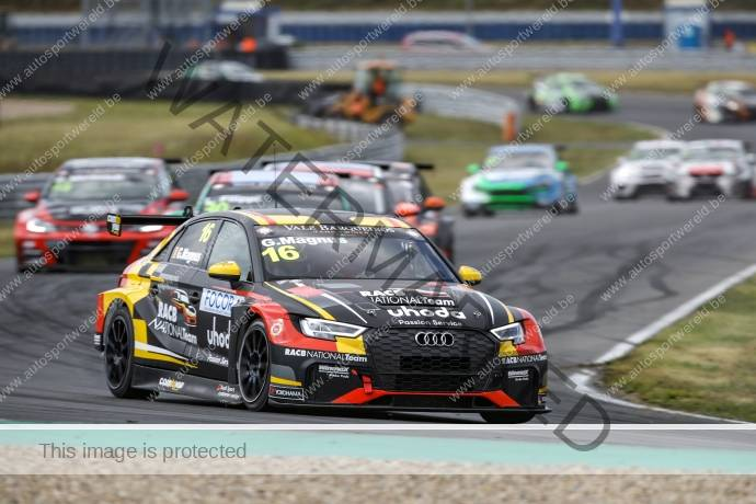TCR Europe: met start in Spa!