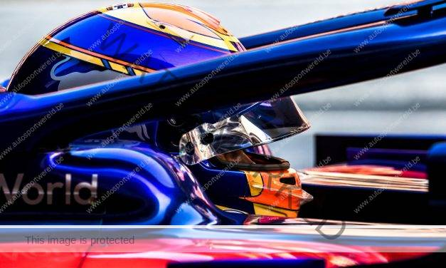 F1: Gasly out, Albon in bij Red Bull