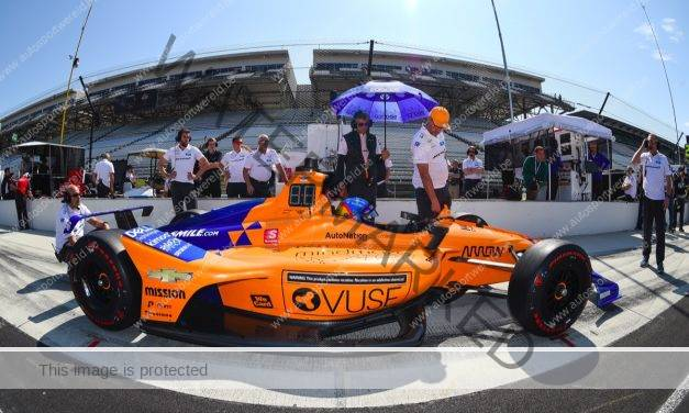 Indy 500: toch met Alonso