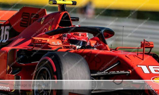 F1 Singapore: Leclerc snelste in afwachting van kwalif