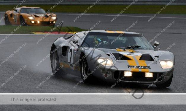Spa 6 hours: Ford GT op alle fronten