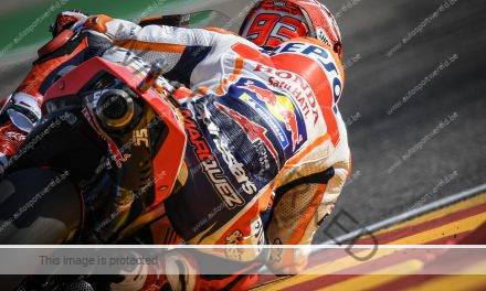 In een notendop: MotoGP in Aragon