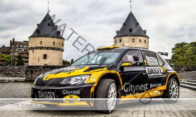 """Rally: """"Routes du Nord"""" dit weekend"""