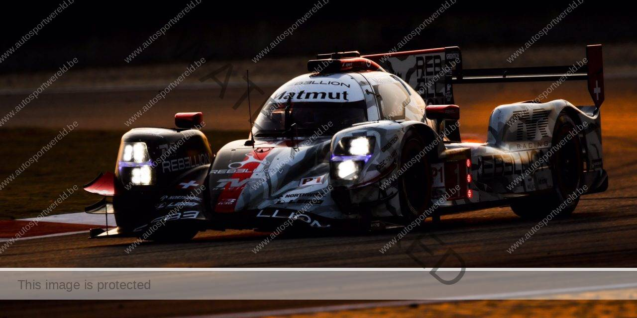 FIA WEC: Rebellion klopt kansloos Toyota in China