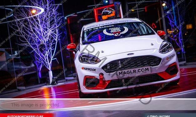 Ford Fiesta Sprint Cup: Awards in beeld