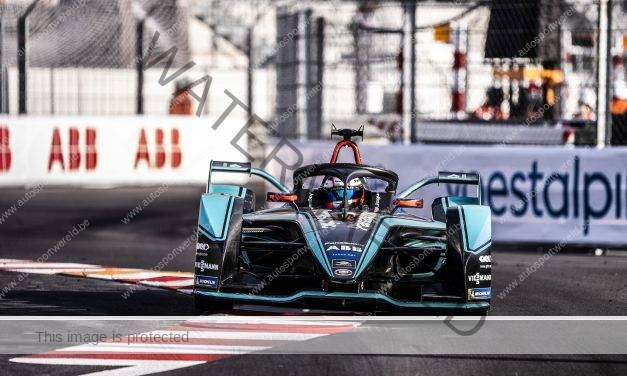 E-Prix Santiago: Mitch Evans snelste in super-pole