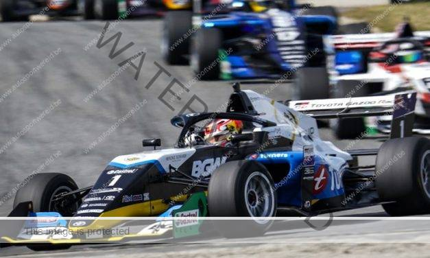 TRS: Belgische M2 Competition dominant