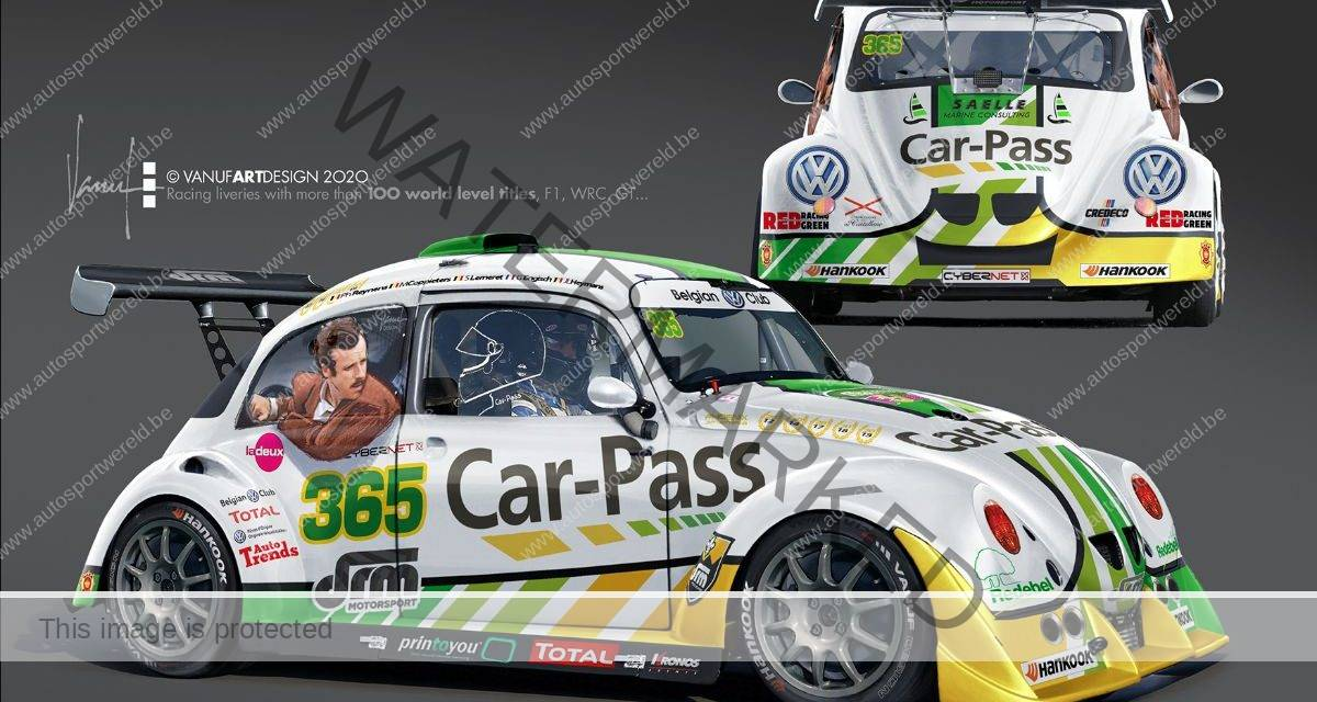 VW Fun Cup: Tien jaar Car Pass