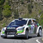Bouffier klopt Basso in Tour European Rally