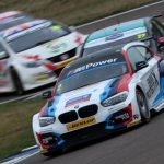 BTCC: Turkington (BMW) en Ingram (Toyota) rukken zich los