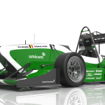 Formula Electric Belgium presenteert Umicore Eclipse