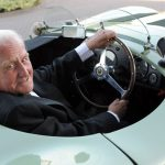 Norman Dewis is overleden